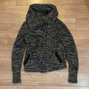 American Eagle Collared Zip Up